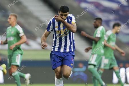 Editorial photo of FC Porto vs SC Farense, Portugal - 10 May 2021
