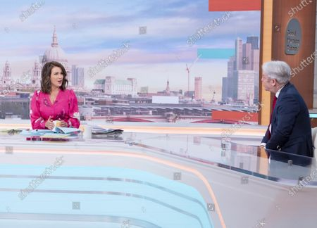 Susanna Reid and John Bercow