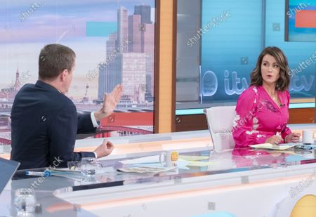Alastair Campbell, Susanna Reid