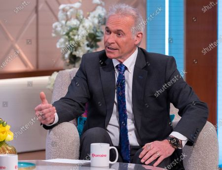 Editorial photo of 'Lorraine' TV show, London, UK - 11 May 2021