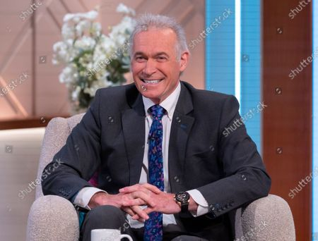 Stock Picture of Dr Hilary Jones