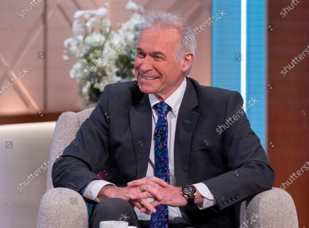 Editorial picture of 'Lorraine' TV show, London, UK - 11 May 2021