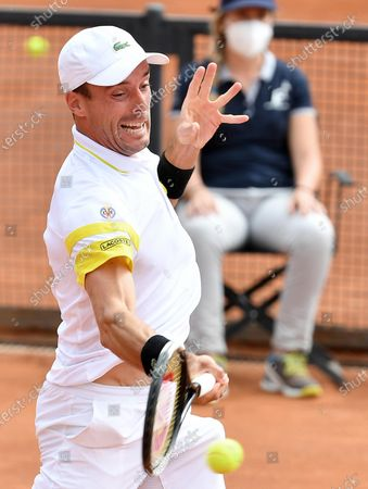 Editorial picture of Italian Open tennis tournament in Rome, Italy - 11 May 2021