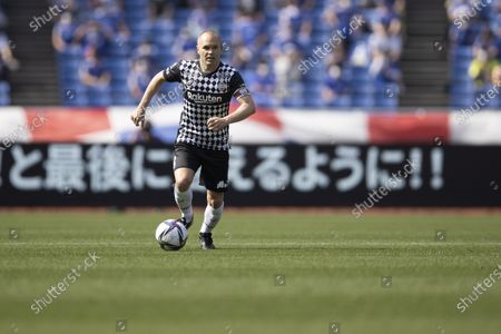 Editorial picture of 2021 J1 - Yokohama F Marinos 2-0 Vissel Kobe, - 09 May 2021