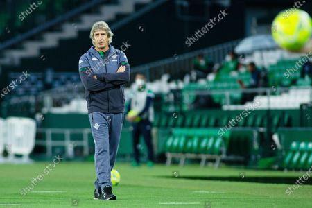 Manuel Pellegrini, coach of Real Betis