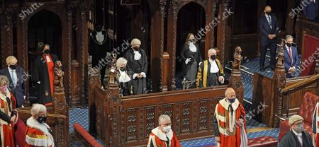 Editorial image of Queen's Speech, London, United Kingdom - 10 May 2021