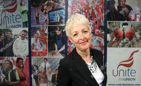 Stock Photo of Gail Cartmail