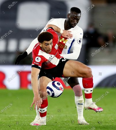Editorial picture of Southampton v Crystal Palace, Premier League, Football, St Mary's Stadium, Southampton, UK - 11 May 2021