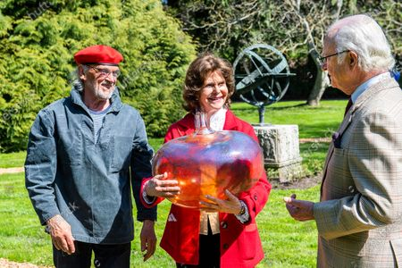 Editorial picture of Bertil Vallien's exhibition 'Gatekeeper', Solliden Palace, Oland, Sweden - 11 May 2021
