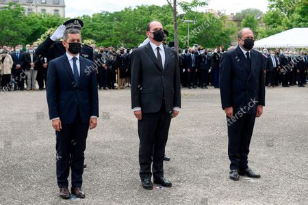 Editorial image of Police, Avignon, France - 11 May 2021