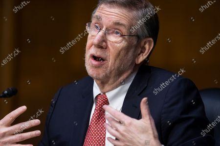 Editorial image of Fauci, Walensky testify before Senate on COVID-19 update, Washington, USA - 11 May 2021
