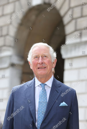 Prince Charles, Prince Charles during a visit to St Bartholomew's Hospital, where he viewed its historic Grade I listed buildings and met with nursing staff ahead of International Nurses Day at St Bartholomew's Hospital on May 11, 2021 in London, England.