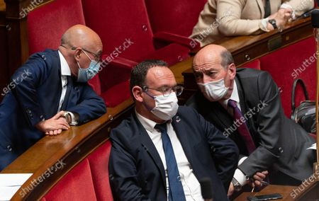 Editorial picture of Weekly session of questions to the government, Paris, France - 11 May 2021