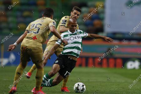 Editorial image of Sporting Lisbon vs  Boavista FC, Portugal - 11 May 2021