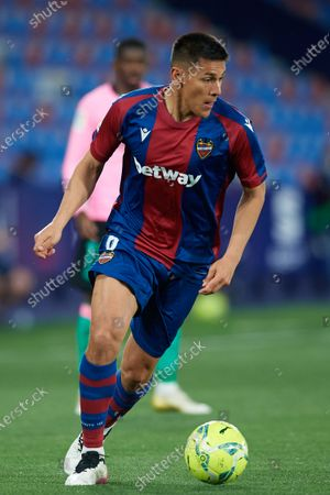 Editorial image of Levante UD v FC Barcelona - La Liga Santander, Valencia, Spain - 11 May 2021