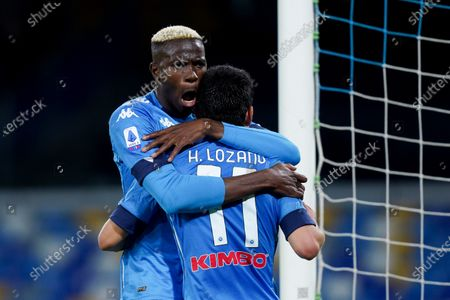 Editorial image of SSC Napoli v Udinese Calcio - Serie A, Naples, Italy - 11 May 2021