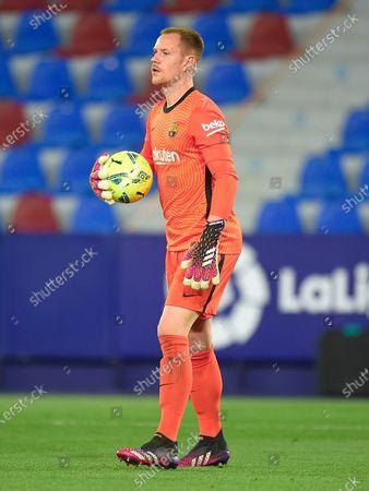 Marc-Andre Ter Stegen of FC Barcelona