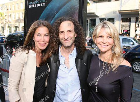 Lyndie Benson, Kenny G, Karyn Silver
