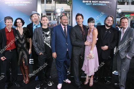 Steve Hoban, Susan Montford, Don Murphy, Vincenzo Natali, Joel Silver, Adrien Brody, Delphine Chaneac, Guillermo del Toro, David Hewlett