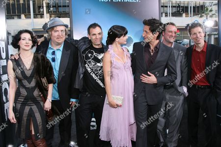 Susan Montford, Don Murphy, Vincenzo Natali, Delphine Chaneac, Adrien Brody, David Hewlett and Steve Hoban