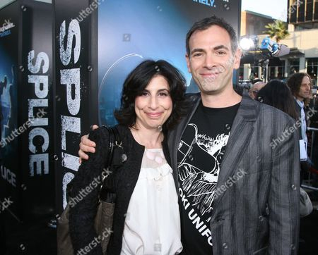 Vincenzo Natali and Sue Kroll