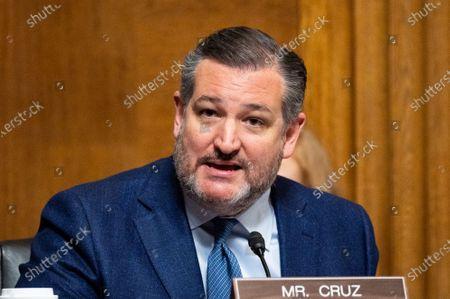 Editorial image of Senate Hearing on Ghost Guns in Washington, US - 11 May 2021