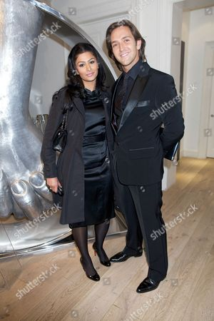 Jasmin Dhala and Wayne Kaplan