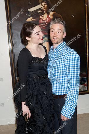 Lois Winstone and Mitch Griffiths (artist)