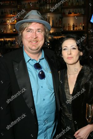 Stock Image of Producers Don Murphy and Susan Montford