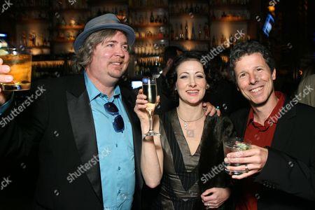 Producers Don Murphy, Susan Montford and Steve Hoban