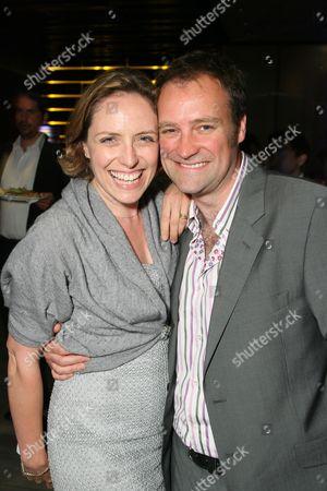Jane and David Hewlett