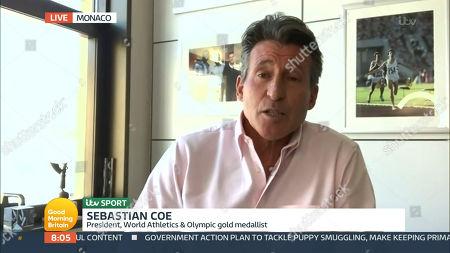 Editorial image of 'Good Morning Britain' TV Show, London, UK - 12 May 2021