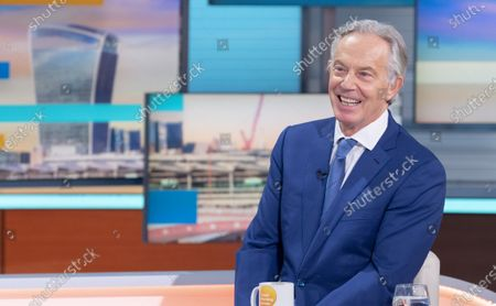 Stock Image of Tony Blair