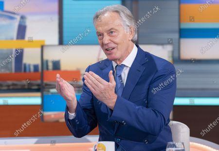 Stock Picture of Tony Blair