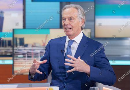 Editorial photo of 'Good Morning Britain' TV Show, London, UK - 12 May 2021