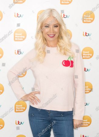 Stock Image of Denise Van Outen