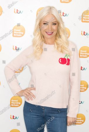 Stock Picture of Denise Van Outen