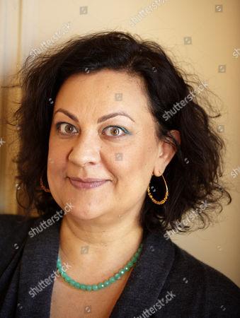 Sunday Times Columnist, India Knight at Randolph Hotel