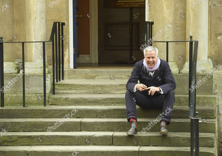 Paul Blezard, writer and broadcaster at Christchurch College