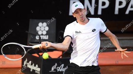 Editorial picture of Italian Open tennis tournament in Rome, Italy - 12 May 2021