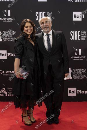 Francesca Scorsoni, Giorgio Diritti