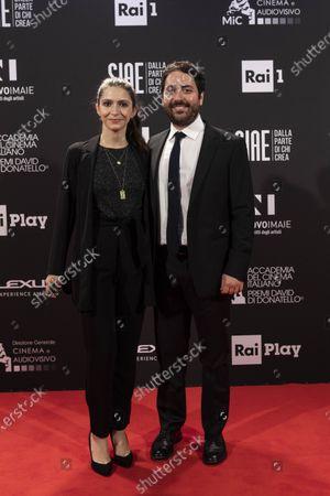 Giulia Steigrwalt, Matteo Rovere