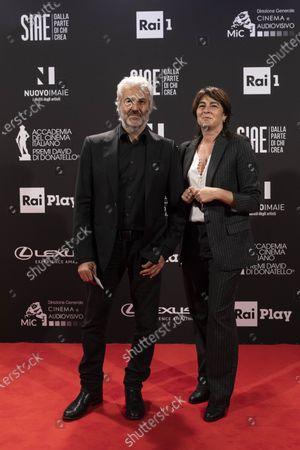 Domenico Procacci, Laura Paolucci