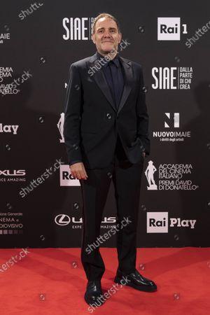 Stock Picture of Valerio Mastandrea