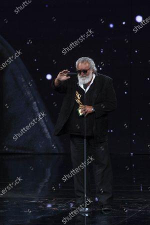 Diego Abatantuono Special prize David di Donatello