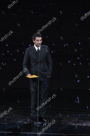 Pietro Castellitto winner David di Donatello Best first-time director with movie 'I Predatori'