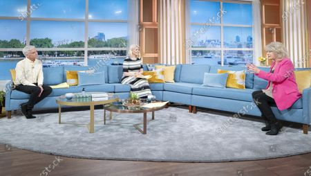 Editorial picture of 'This Morning' TV Show, London, UK - 12 May 2021