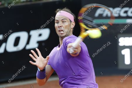Editorial picture of Tennis Open, Rome, Italy - 12 May 2021