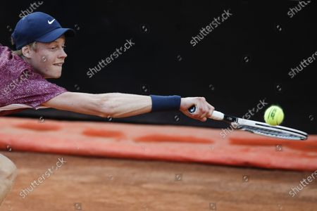 Editorial image of Tennis Open, Rome, Italy - 12 May 2021