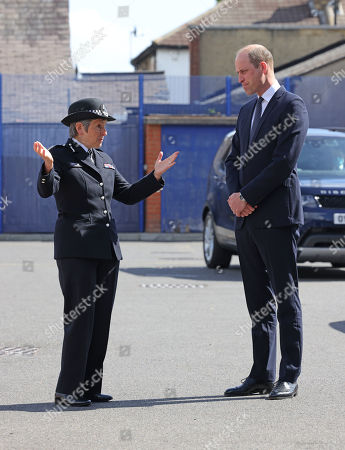 Prince William with Cressida Dick  Prince William will visit Croydon Custody Centre on Wednesday 12th May to pay tribute to Sergeant Matt Ratana, who was tragically shot and killed whilst on duty at the Centre on Friday 25th September, 2020. The Duke will meet a number of Sergeant Ratana?s colleagues to pass on his condolences and hear some of their memories of working with him. Sergeant Ratana worked in the Metropolitan Police Service (MPS) for nearly 30 years, having joined the Met Police in 1991. He worked in a number of boroughs and teams during his time in the Met Police, and transferred to Croydon in 2015 where he worked as a response and neighbourhood officer before becoming a custody sergeant. During the visit, His Royal Highness will take part in a moment of reflection for Sergeant Ratana, after privately meeting his partner.